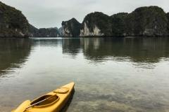 Kayak Bahía de Halong
