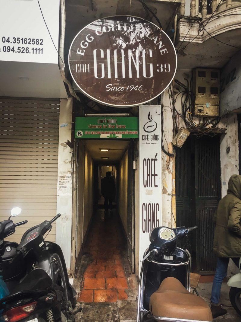 Café Giang