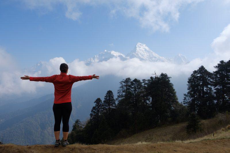 Trekking parque nacional de los Annapurna