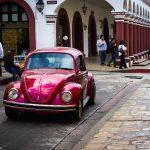 Viajar en coche por México