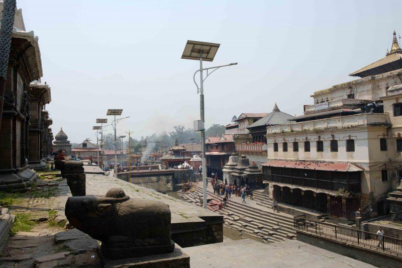 Pashupatinath Templos Katmandu