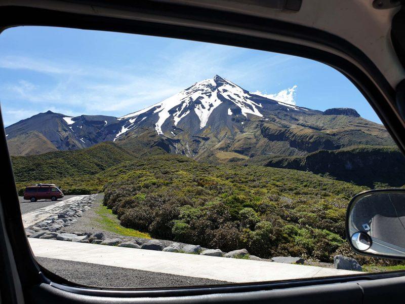 Camping gratuito Nueva Zelanda
