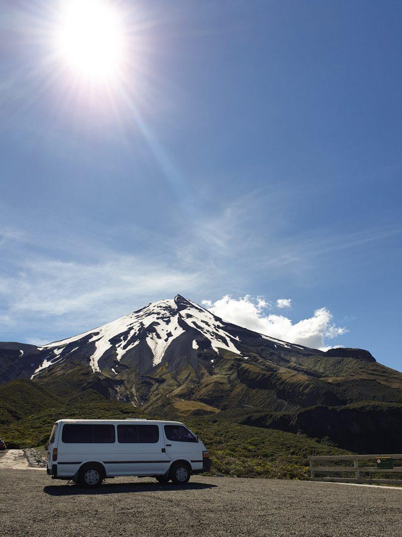 Viajar en Campervan por Nueva Zelanda 3 meses