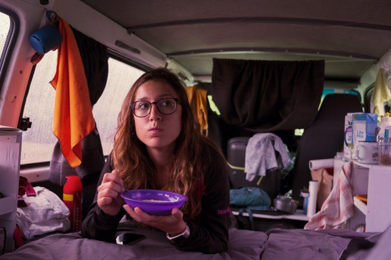 como es vivir en una campervan