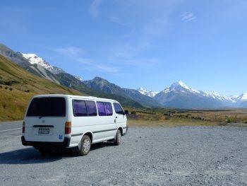 Comprar una furgoneta en Nueva Zelanda