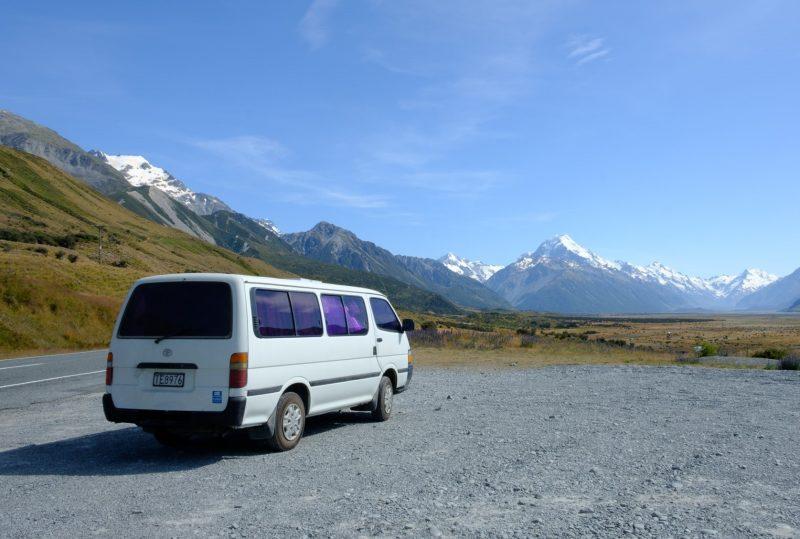 Viajar 3 meses en campervan por Nueva zelanda