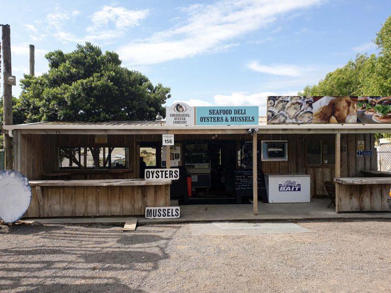 Coromandel Oyster Company Nueva Zelanda
